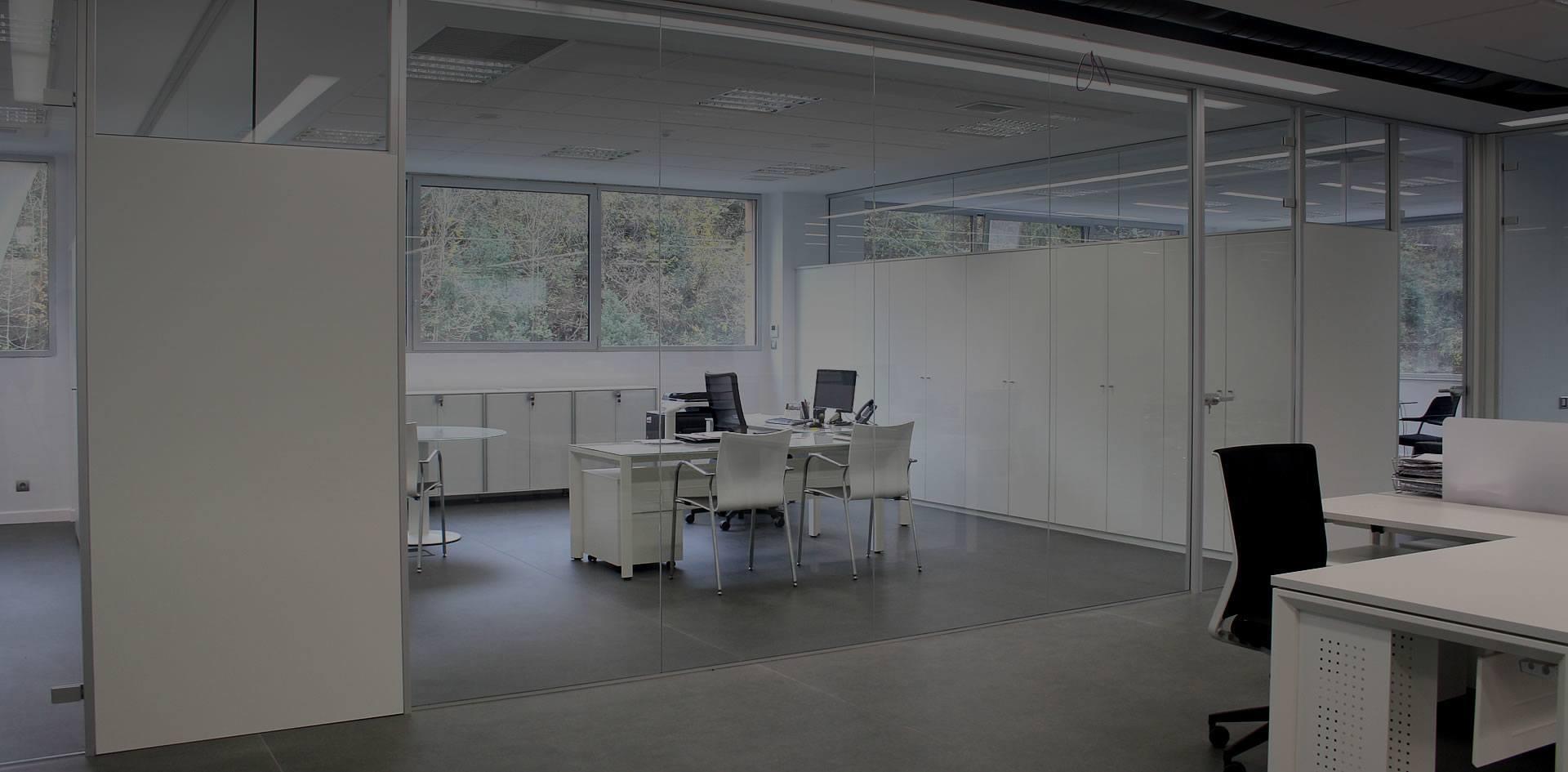 Reformas y compartimentación en locales y oficinas